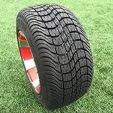 ARISUN 205/50-10 DOT Low Profile Golf Cart Tires - Set of 4