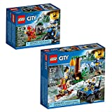 LEGO City Police City Police Bundle Building Kit (125 Pieces) (Discontinued by Manufacturer) (Toy)