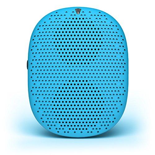 iSound PopDrop Wireless Speaker, Blueberry