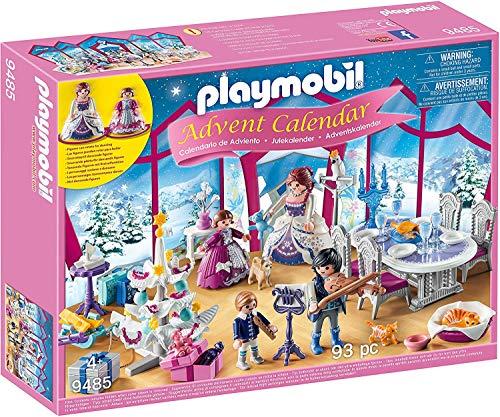 Playmobil Calendario dell'Avvento Ballo di Natale nel Salone di Cristallo, dai 4 Anni, 9485