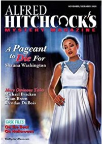 Alfred Hitchcock's Mystery Magazine, November-December 2020