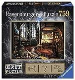 Puzzle meets Exit Room: Puzzeln - Rätseln - Lösen Innovatives Puzzle-Konzept für Puzzler und Gamer Detailreiches Puzzle-Motiv mit 759 Teilen, Anleitung und Lösungsumschlag Spannende Motive und spannende Storys