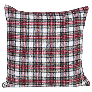 """Add fun to this holiday season with a special Christmas pillow Transform the bedroom for the holidays by simply adding festive pillows Perfect for adding to a couch, chair, bench or window seat 18""""L x 3""""W x 18""""H"""