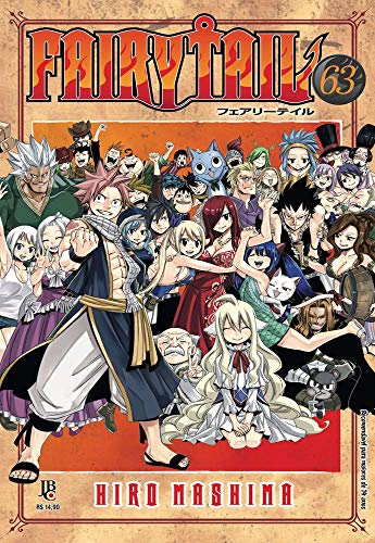 Fairy Tail - Vol. 63
