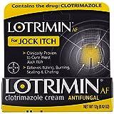 Lotrimin AF Jock Itch Antifungal Cream 0.42 oz (Pack of 2)