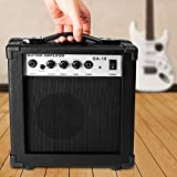 Luvay 10 Watt Electric Guitar Amplifier, with Back Support -...