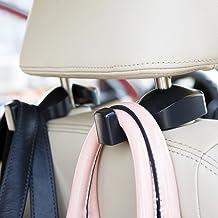 IPELY Universal Car Vehicle Back Seat Headrest Hanger Holder Hook for Bag Purse Cloth..