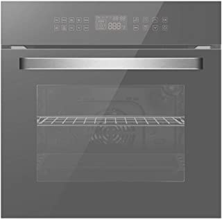 """Empava 24"""" 10 Cooking Functions W/Rotisserie Electric LED Digital Display Touch.."""