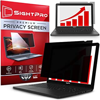 SightPro 15.6 Inch Laptop Privacy Screen Filter for 16:9 Widescreen Display –..