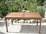 SEDEX New Jersey Gartentisch Esstisch Tisch aus Hartholz für den Gartenbereich - 3