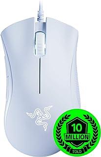 Razer DeathAdder Essential Gaming Mouse: 6400 DPI Optical Sensor – 5 Programmable..