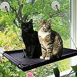 PetIsay Fenêtre de Chat Perchoir Hamac Lit pour Chat Kitty Sunny...