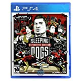 Sleeping Dogs: Definitive Edition- PlayStation 4 (Video Game)