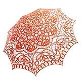Topwedding Embroidery Parasol...