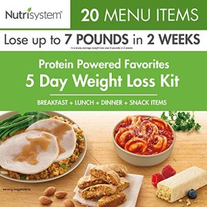 Nutrisystem® Protein-Powered Favorites 5-Day Weight Loss kit 7 - My Weight Loss Today