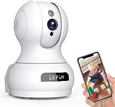 Baby Monitor, Lefun WiFi IP Security Camera Surveillance Pet Camera with Cloud Storage..