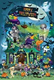 Trick or Treat for All Ages - Happy Halloween - Family 625 Piece Jigsaw Puzzle by SunsOut