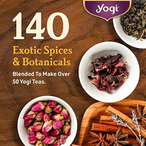 Yogi Tea - DeTox Tea (6 Pack) - Healthy Cleansing Formula With Traditional Ayurvedic Herbs - 96 Tea Bags 9