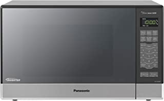 Panasonic Microwave Oven NN-SN686S Stainless Steel Countertop/Built-In with Inverter..