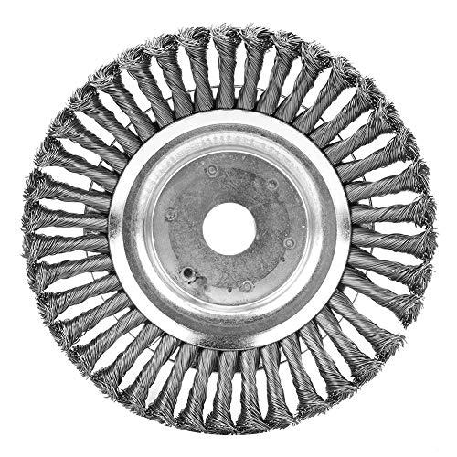 Denti Lame in metallo duro per decespugliatore. Raccordi per falciatrice da giardino Spazzola per...