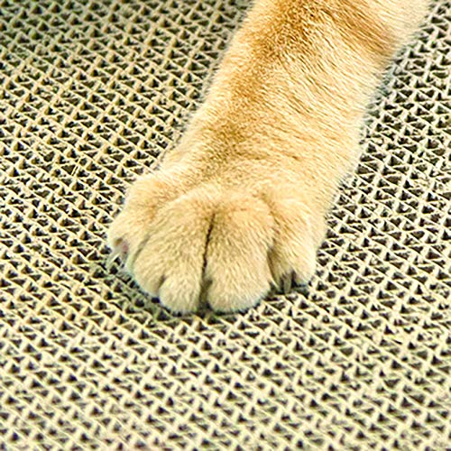 Kitty City XL Wide Corrugate Cat Scratchers 3 Pieces, Cat Scratching, Cat Scratch Pad