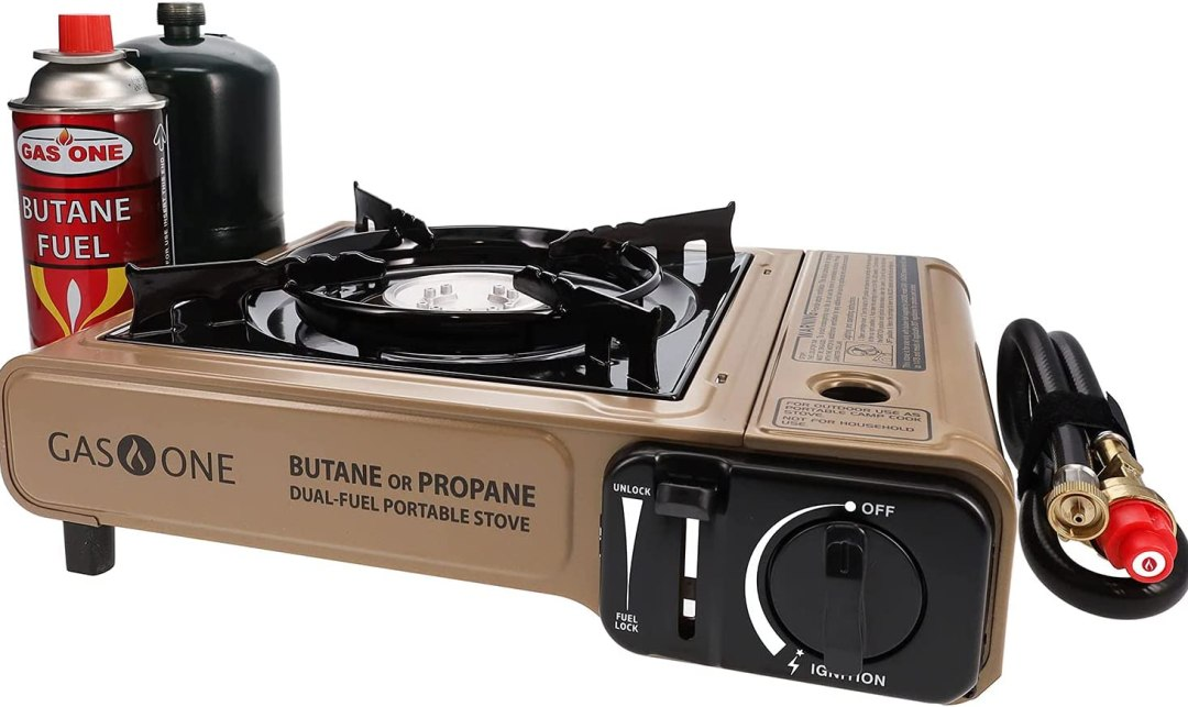 Gas ONE GS-3400P Portable Camping Stove