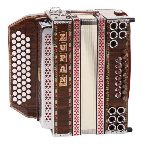 Zupan Alpe IVD Harmonika Palisander (G-C-F-B)