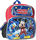 Mickey Mouse 12 inches Toddler Backpack