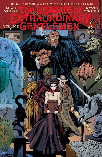 Amazon.com: The League of Extraordinary Gentlemen Vol. 2 eBook: Moore,  Alan, Kevin O'Neill, Kevin O'Neill, O'Neill, Kevin: Kindle Store