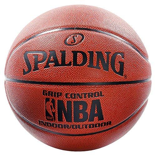Spalding - Pallone da Pallacanestro, Misura 7, Colore: Arancio