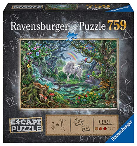 Ravensburger 759 Piezas Escape The Puzzle (16512)