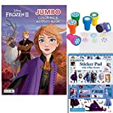 Disney Frozen 2 Coloring Book Activity Set with Stickers