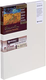 "Masterpiece Artist Canvas 42142 Vincent PRO 7/8"" Deep, 16"" x 20"",.."