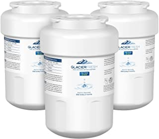 MWF Water Filter Replacement for GE Refrigerator, GLACIER FRESH NSF 42 Certified..