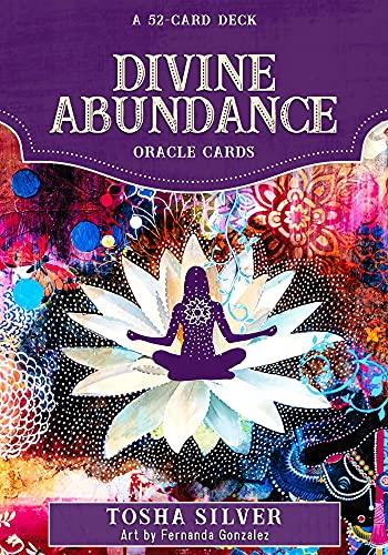Divine Abundance Oracle Cards: A 51-Card Deck
