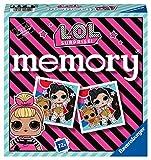 Ravensburger- Grand memory®- LOL surprise- Jeu Educatif- A partir de 4 ans- 20550