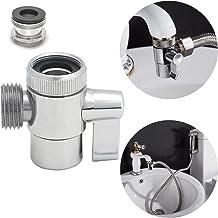 CIENCIA Brass Sink Faucet Diverter Valve to Sink Hose Sprayer,Faucet Splitter for..