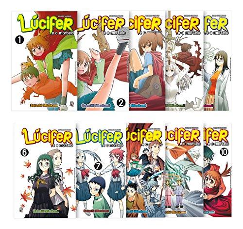 Coleção Lúcifer e o Martelo - Caixa com Volumes 1 a 10