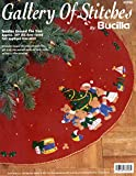 Bucilla 'Teddies Around the Tree' Felt Applique Tree Skirt 33708
