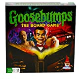 Goosebumps Movie Game - Thrilling Family Board Game - Battle Each Other In A Frantic Race To The Typewriter/End (Ages 8+)