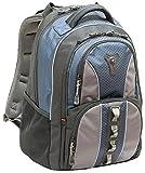 Wenger/SwissGear 600629 16' Mochila Negro, Azul, Gris maletines para portátil - Funda (Mochila para tablet, 40,6 cm (16'), Tirante para hombro, 526 g, Negro, Azul, Gris)