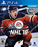 NHL 18 - PlayStation 4 (Video Game)