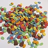 50g Zucker Ostermix (Hasen, Eier - bunt) -