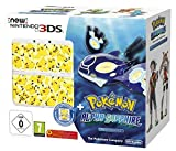 Inclus : New Nintendo 3DS - blanc Coque Pikachu pour New Nintendo 3DS Pokémon Saphir Alpha Contact du support de Nintendo : 01 34 35 46 13