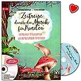 Voyage dans le Temps par la musique pour les enfants – récits et Piano Musique de Les Pays...