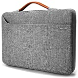 tomtoc 360 Protective Laptop Sleeve Fit 13.5 Inch New Microsoft Surface Laptop 4/3/2/1, Surface Book 3/2/1, Waterproof Case for 13 HP Envy, Asus ZenBook/ VivoBook 14, Lenovo IdeaPad 900/700/300