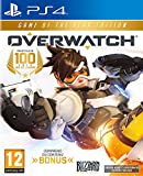 Overwatch sur PS4 5 modèles d'origine 10 coffres bonus Contenu Overwatch pour plusieurs jeux de Blizzard Entertainment (Heartstone, World of Warcraft, Diablo 3, etc...)
