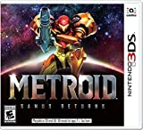 Metroid: Samus Returns - Nintendo 3DS (Video Game)