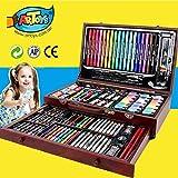 ARTOYS Kit Peinture Enfant,123 pièces Sets de Dessin,Crayons de...