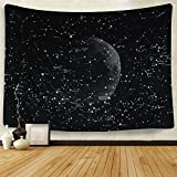 Moon Constellations Tapestry Wall Tapestry Bohemian Wall Hanging Tapestries Wall Blanket Wall Art Wall Decor Beach Tapestry Sunset Tapestry  (59.1' x 51.2', Moon Constellations)